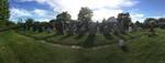 Whitney Pier Jewish Cemetery panorama 2