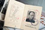 Fr. Zarsky's passport