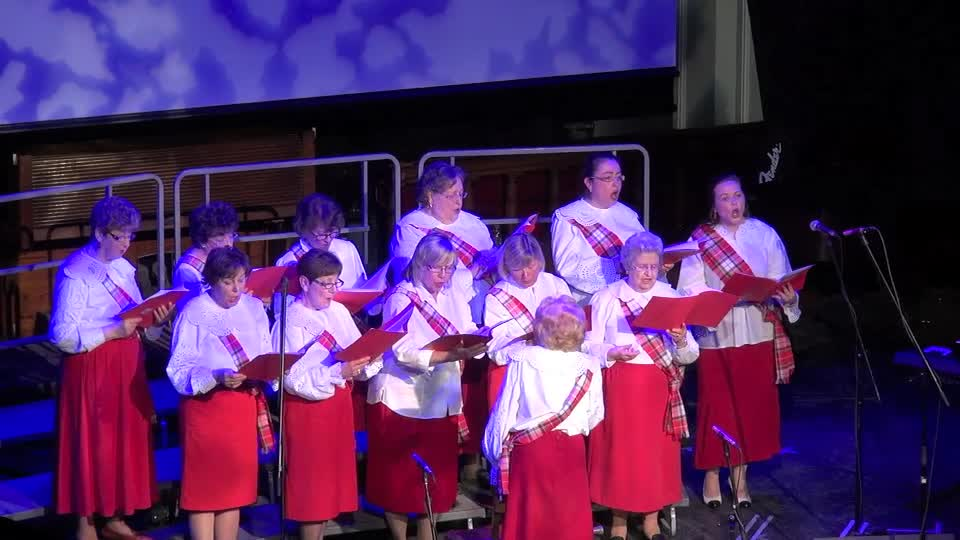 "Concert Performance of St. Cecilia Choir - ""Dear Lady"""