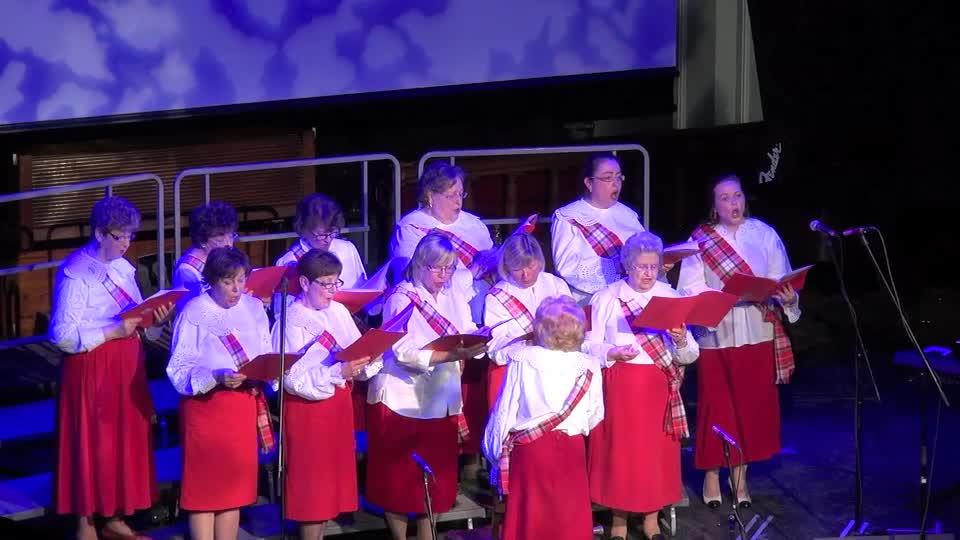 """Concert Performance of St. Cecilia Choir - """"Dear Lady"""""""