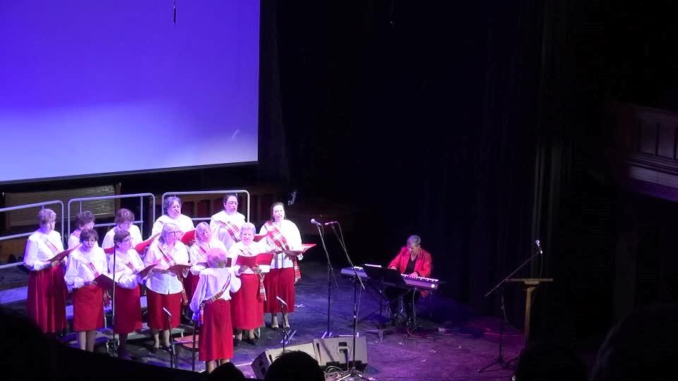 "Concert Performance of St. Cecilia Choir - ""O Boze Panie Moj"""