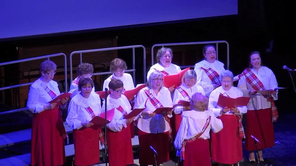 "Concert Performance of St. Cecilia Choir - ""Czarna Madonna"""