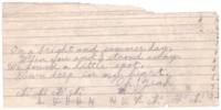 Letter (Joseph Kuna; League of the Cross)