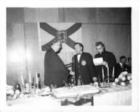 Photograph (Constantine Zarsky; Holy Ghost Parish; Ukrainian Catholic Men's Club)