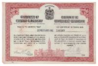 Father Zarsky's Certificate of Canadian Citizenship