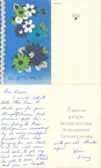 Card (Ukrainian Catholic Women's Club)