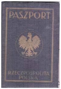 Paszport: Rzecpospolita Polska